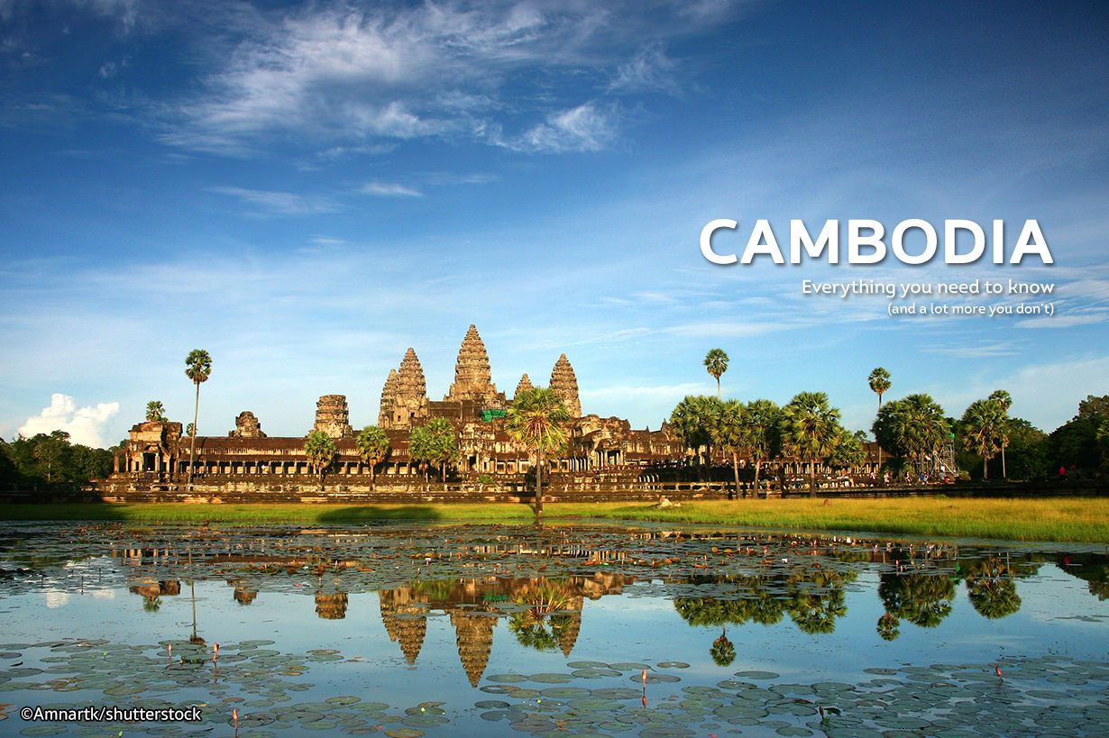 Explore Cambodia  (8days/7nights Package)