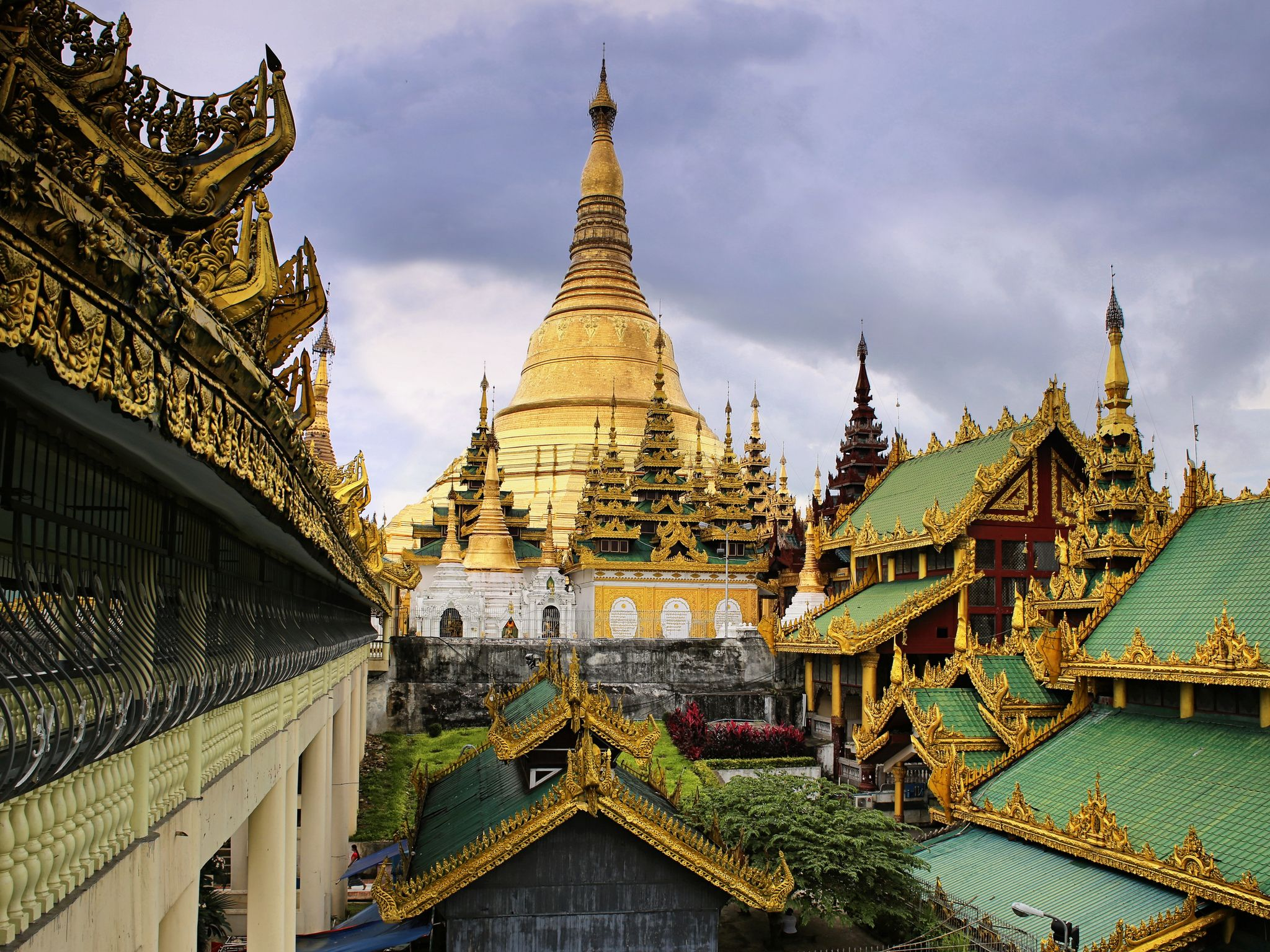 Yangon City Tour (4 Days / 3 Nights)