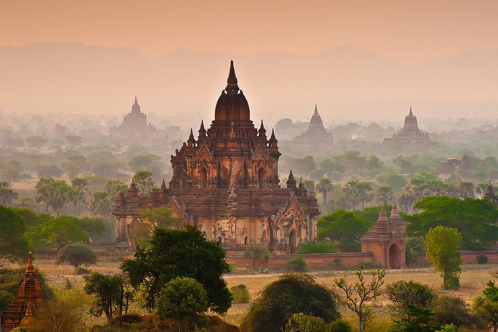 ​Yangon - Bagan - Yangon (4Days/3Nights)
