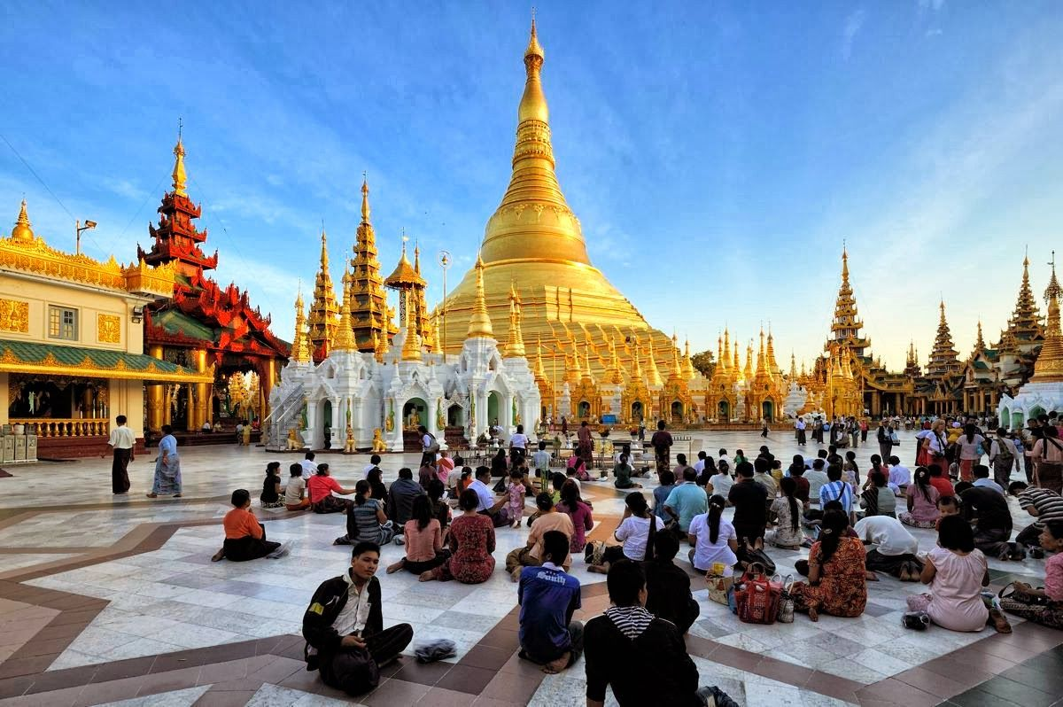 ​Yangon - Kyaikhtiyo - Bago - Yangon (4 Days / 3 Nights)